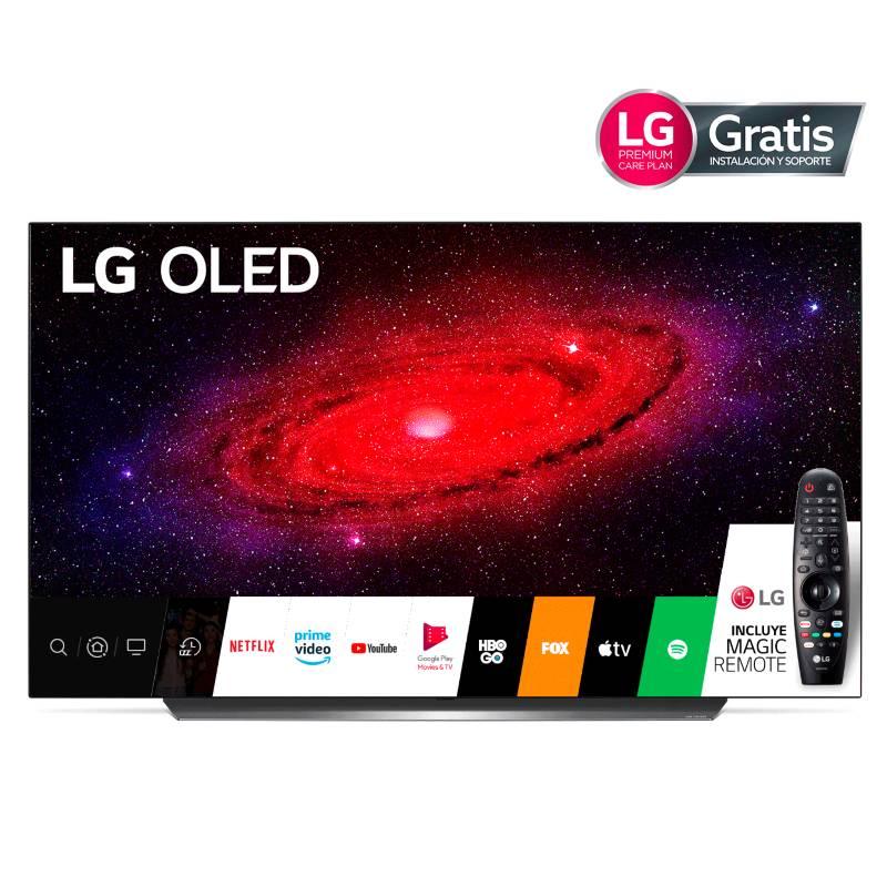 """Lg - OLED 65"""" OLED65CXPSA 4K HDR Smart TV 2020 + Magic Remote"""