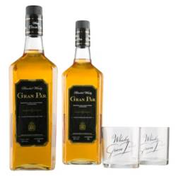 Gran Par Whisky Pack x 2