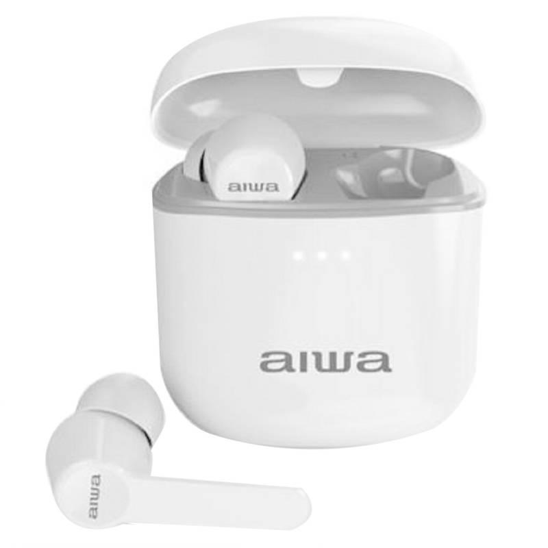 AIWA - Audífonos Aiwa Earbuds Bluetooth V5.0 AW-8