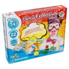 SCIENCE4YOU - Ciencia Explosiva - Kaboom Wish Trade