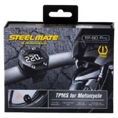 STEELMATE - Sistema de Monitoreo de Presión de Neumáticos Moto