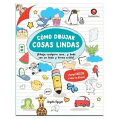 Editorial Contrapunto - COMO DIBUJAR COSAS LINDAS
