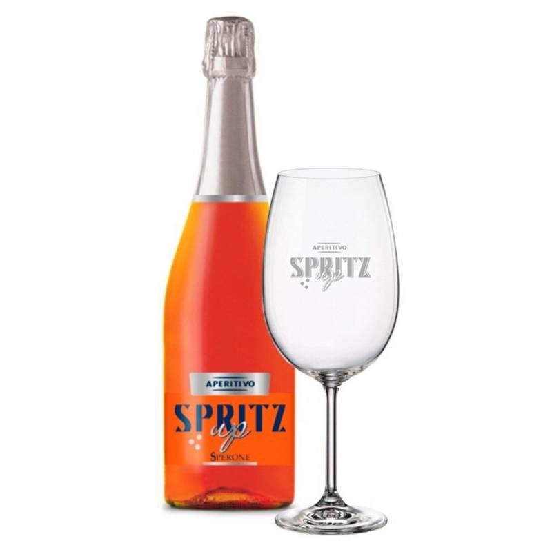 Sperone - Pack Spritz Up  Copa de Regalo Listo para Servir