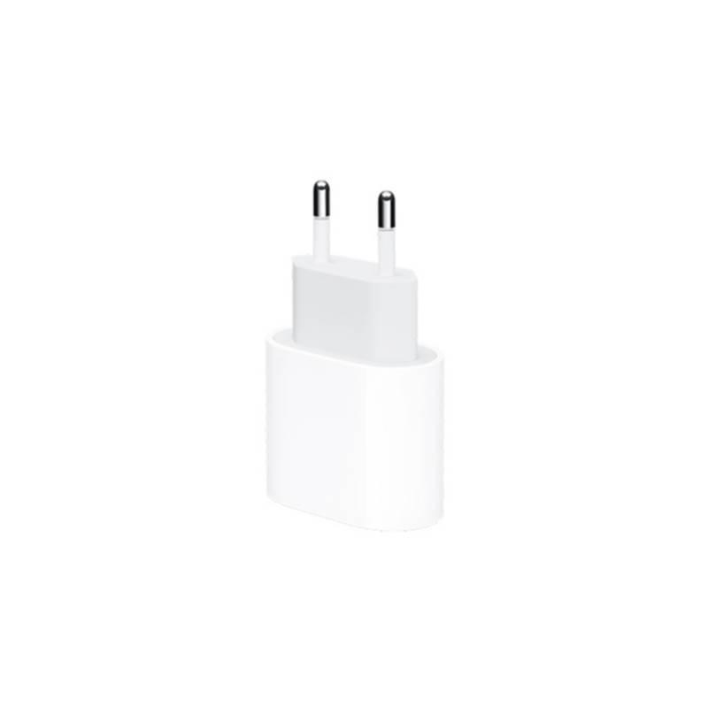 APPLE - Cargador Apple 20 Watts USB C carga rápida