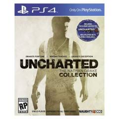 SONY - Uncharted: The Nathan Drake Collection PS4