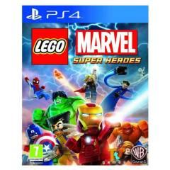 WARNER BROS - LEGO Marvel Super Heroes Playstation 4