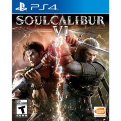 SONY - Soul Calibur VI para Playstation 4