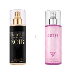 GUESS - Pack Guess Body Mists 2 x 250ml