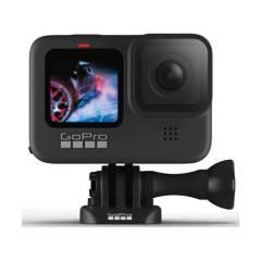 gopro - Kit cámara gopro 9 black + tilt & shoot master pack
