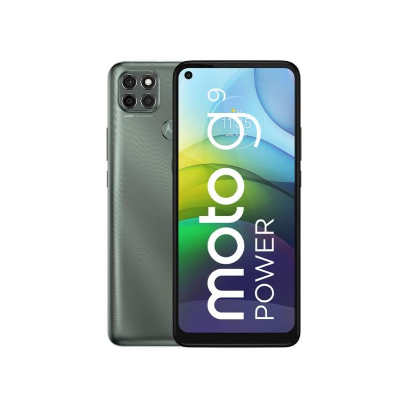 MOTOROLA - Motorola G9 Power 128GB Rom 4GB Ram Verde granito