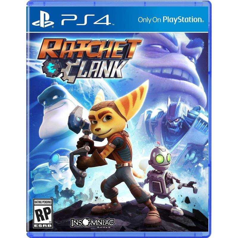 PLAYSTATION - Ratchet and Clank para PS4