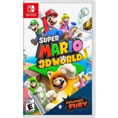 NINTENDO - Super Mario 3D World  Bowser's Fury NSW