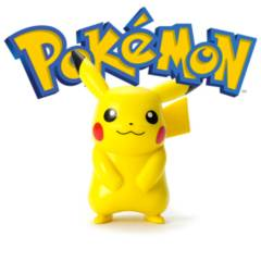 NINTENDO - Figura Pokemon Pikachu Original