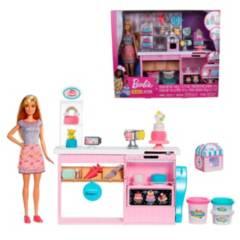 BARBIE - Barbie Chef De Pasteles