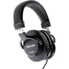TASCAM - Audífonos de Monitoreo de Estudio TH-200X
