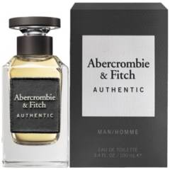 ABERCROMBIE & FITCH - Abercrombie  Fitch Authentic Edt 100ml Hombre