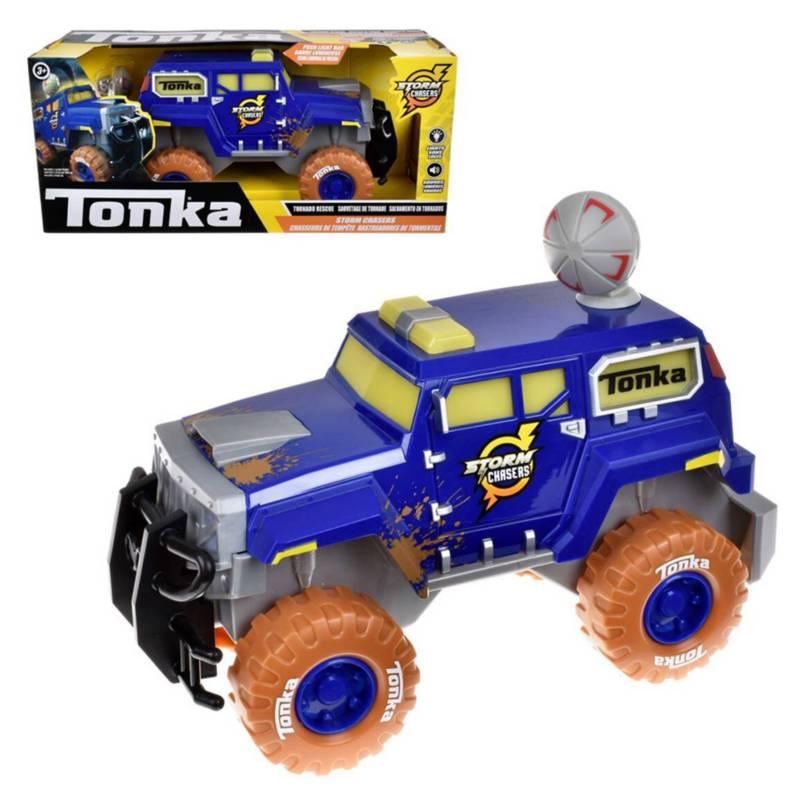 TONKA - Mega Vehiculo Rescate De Tornados Tonka  26Cm