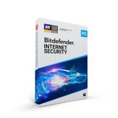 BITDEFENDER - Bitdefender® Internet Security 1 PC 1 Año