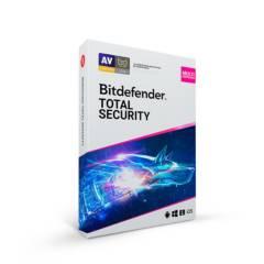 BITDEFENDER - Bitdefender® Total Security 10 Dispositivos 1 Año