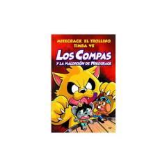 Planeta Junior - Libro Los Compas y La Maldicion de Mikecrack - Entrega Inmediata