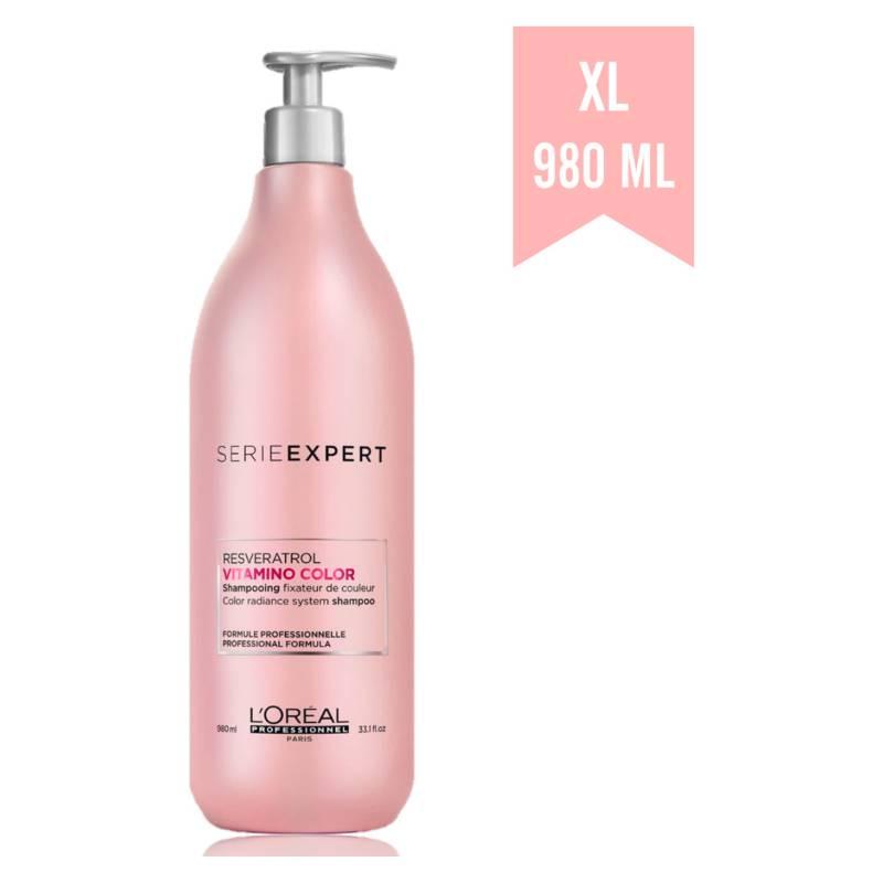 LOREAL PROFESSIONNEL - Shampoo XL 980 ml Vitamino Color