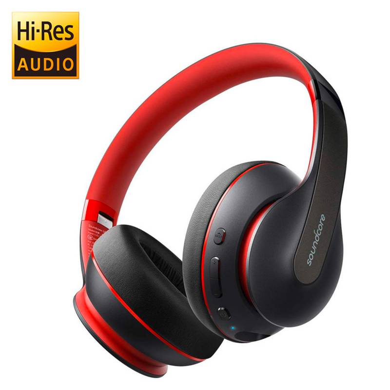 SOUNDCORE BY ANKER - Audífono Bluetooth Hi-Res Life Q10