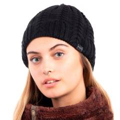 BUFFALO CHILE - Gorro Braid Beanies