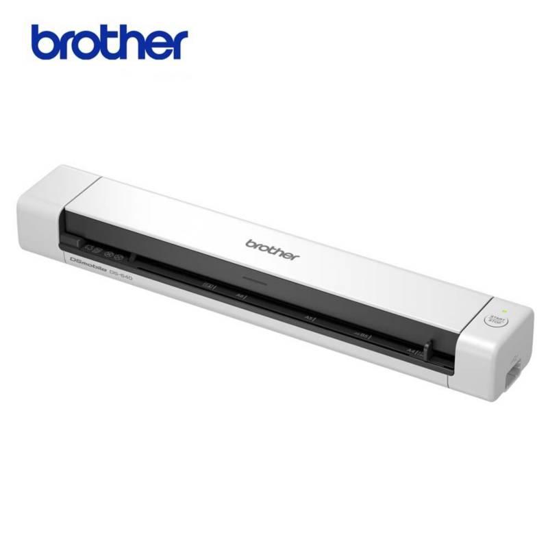 Brother - Brother Escaner Portatil Ds640 600Dpi 15Ppm