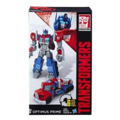 HASBRO - Transformers Cyber Commander Optimus Prime - Hasbro