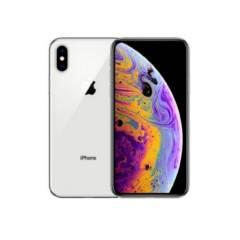 APPLE - iPhone XS 64gb Silver Reacondicionado Clase A