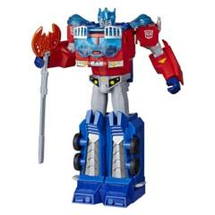 HASBRO - Transformers - Optimus Prime - Clase  Suprema - Cy