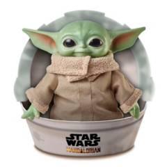 MATTEL - Peluche Baby Yoda Star Wars The Mandalorian Basico