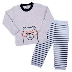 MOTA - Pijama 2 Piezas Manga Larga Algodón Mt4706 Mota