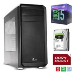 TECNOCAM - Computador Tecnocam Potenciado I5-8400 2.8Ghz 16Gb