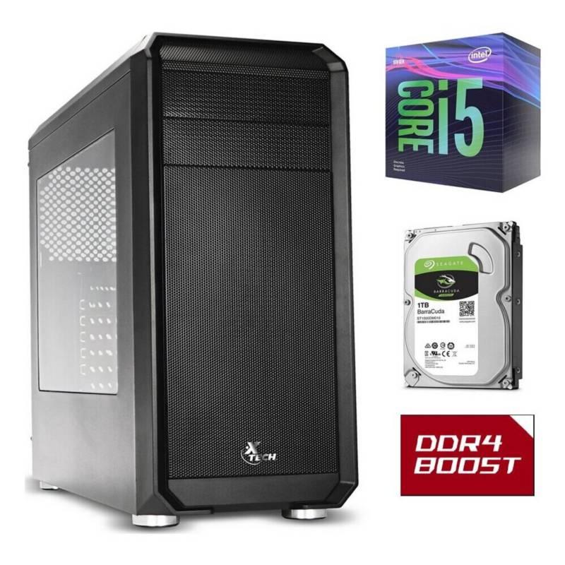 TECNOCAM - Computador Tecnocam Hogar y Oficna  I5-8400 2.8Ghz