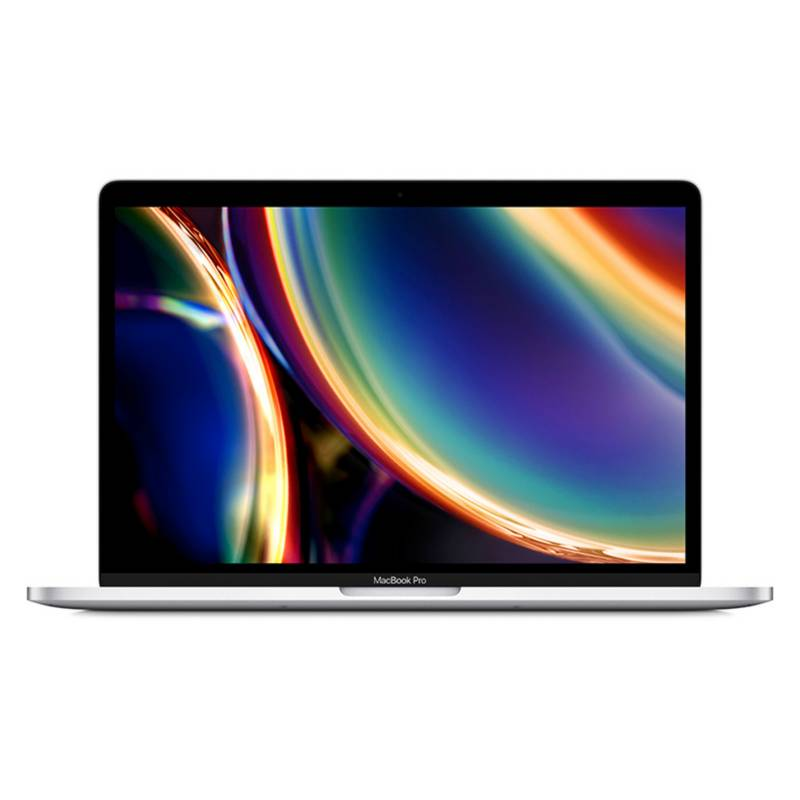 APPLE - MacBook Pro de 13 pulgadas con Touch Bar: Intel Core i5 de cuatro núcleos a 2,0 GHz de décima generación, 1 TB - Silver