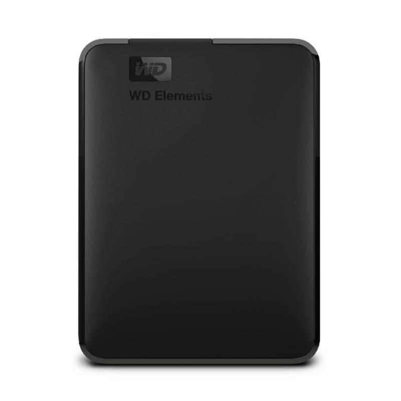 Western Digital - Disco Duro Elements 4TB USB