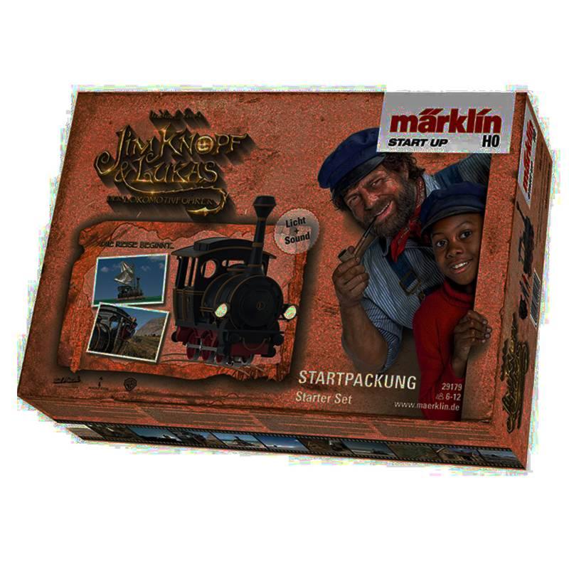 MARKLIN - Start Up - Caja de Iniciacion Jim Knopf