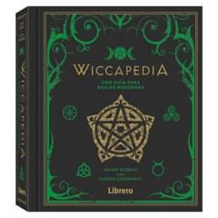 LIBRERO - Wiccapedia. Una Guia para Brujas Modernas