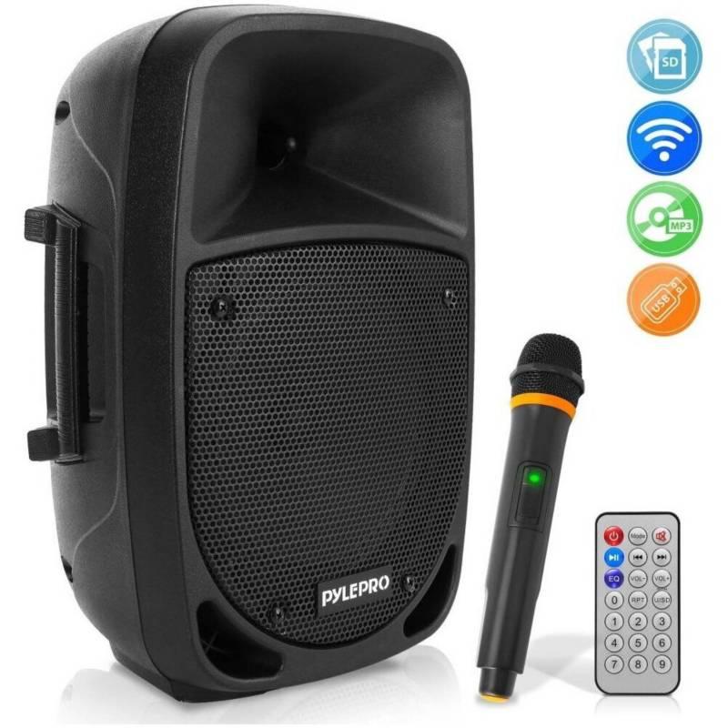 Pyle - Parlante karaoke con Bluetooth