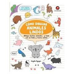 Editorial Contrapunto - COMO DIBUJAR ANIMALES LINDOS