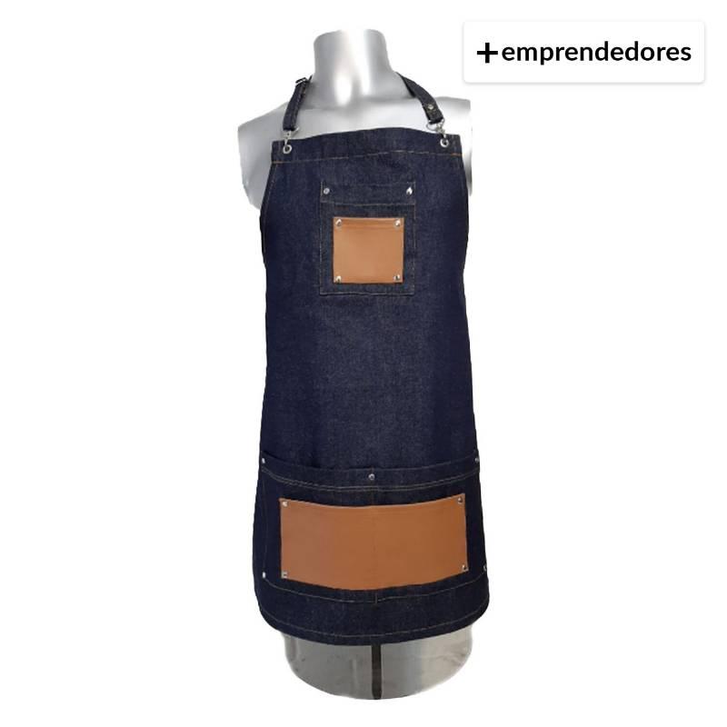 MUNDO TEXTIL CL - Pechera Jardinera Unisex Talla Standard