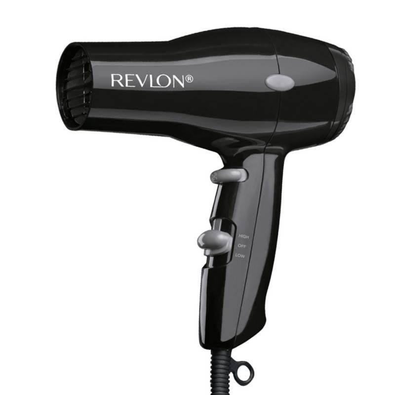 Revlon - Secador de Pelos Compacto Iónico Negro