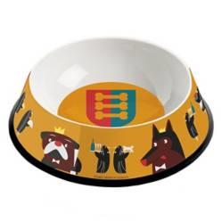 RITZENHOFF - Plato para Perros en Porcelana Esmaltada