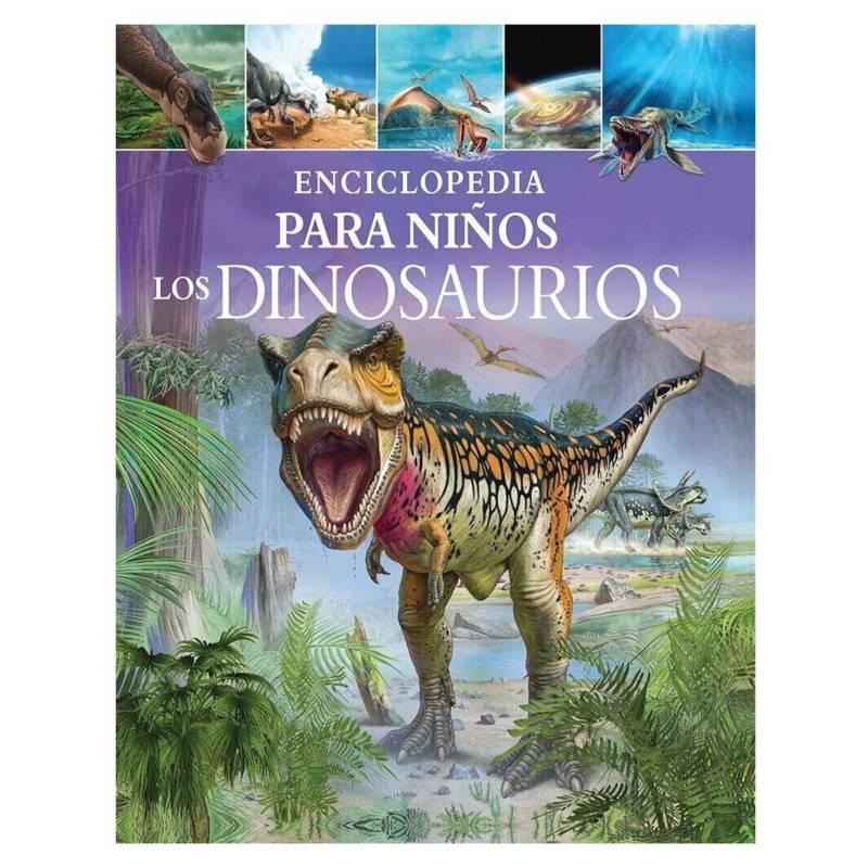 Silver Dolphin Enciclopedia Para Ninos Dinosaurios Los Falabella Com Los dinosaurios de juguete son nuestra pasión, comienza tu colección con un dinosaurio schleich elige el tuyo en nuestra selección de dinosaurios de juguete de marketlace, y adentrarte en un. enciclopedia para ninos dinosaurios los