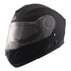 SHIRO HELMETS - Casco Moto Shiro Sh-507 Negro Mate