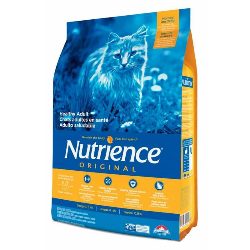 NUTRIENCE - Nutrience Original Cat Adulto 5Kg