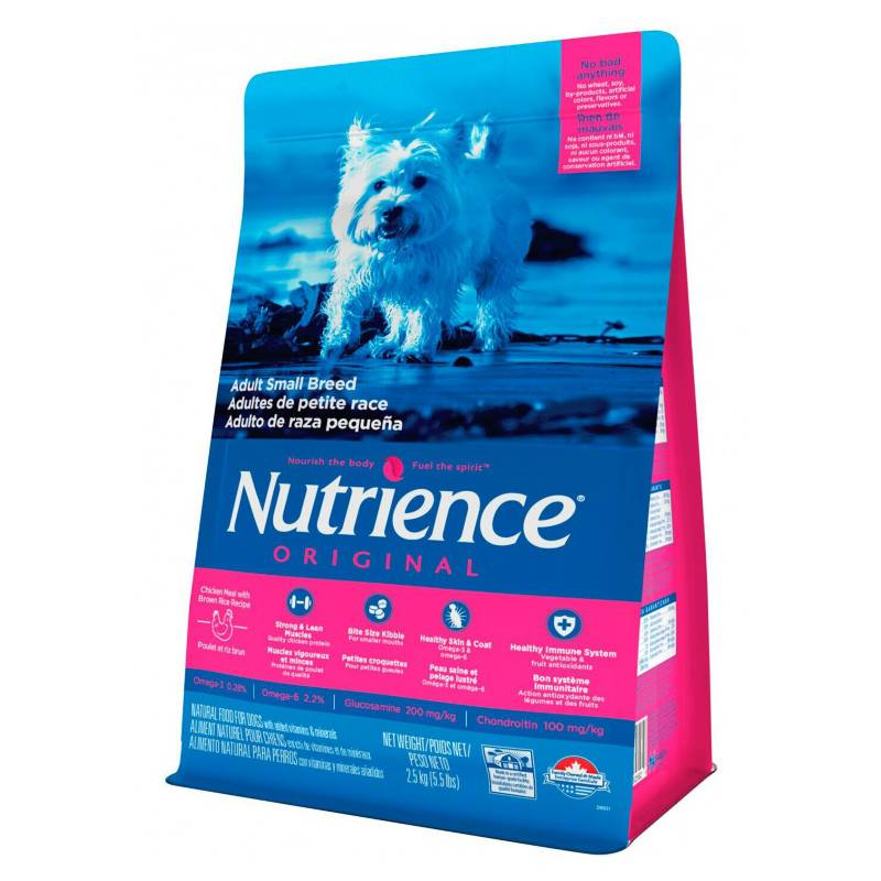 NUTRIENCE - Nutrience Original Dog Adulto Small 5Kg