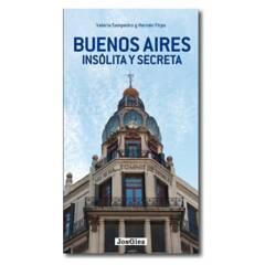 TRAVEL BOOKS - Libro Buenos Aires Insólita y Secreta