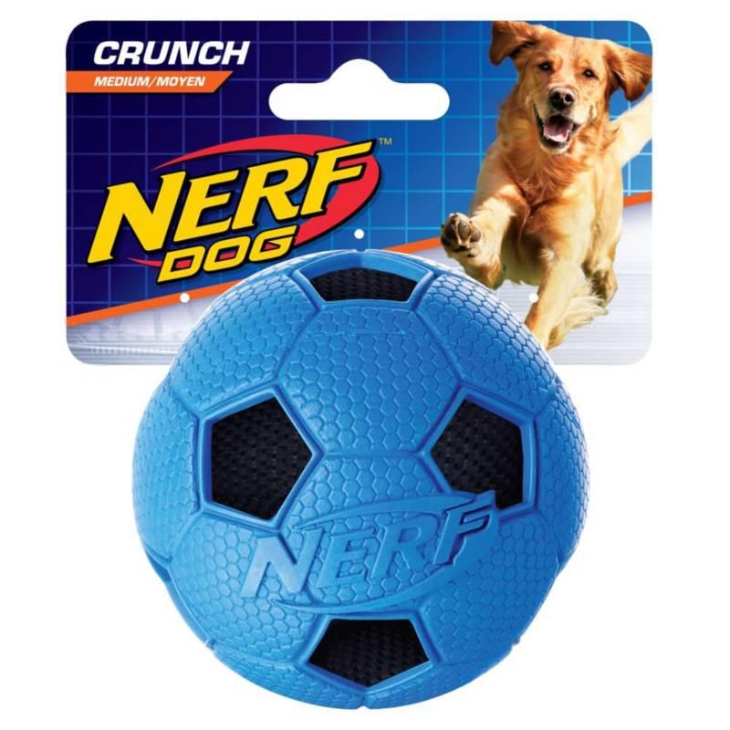 NERF DOG - Nerf Dog Soccer Crunch Ball